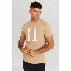 Les Deux Stayhard X Les Deux - Encore T-Shirt Brun  Male Brun