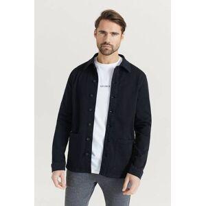 Les Deux Overshirt Stayhard X Les Deux - Orta Shirt Jacket Svart