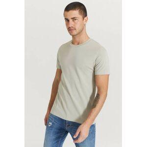 Filippa K T-Shirt M. Lycra Tee Grön