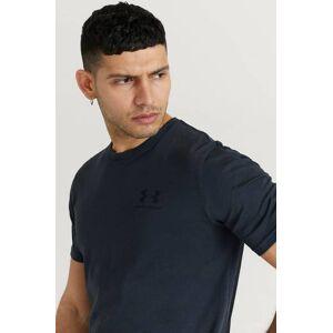 Under Armour T-Shirt Ua Sportstyle Lc Ss Svart  Male Svart