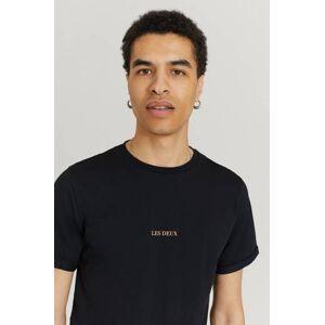Les Deux T-Shirt Stayhard X Les Deux - Lens T-Shirt Svart