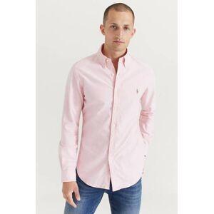 Polo Ralph Lauren Skjorta L/S Oxford Shirt Rosa