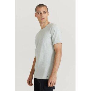 Nike T-Shirt S/s Crew Neck 2-Pack Grå  Male Grå