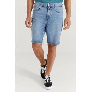 Calvin Klein Jeans Denim Short - Npls Light Blue Blå