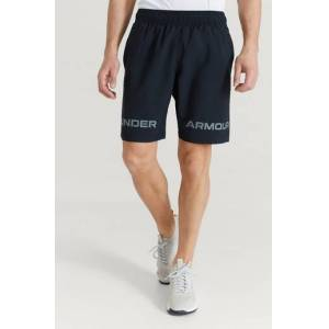Under Armour Shorts Ua Woven Graphic Wm Short Svart  Male Svart