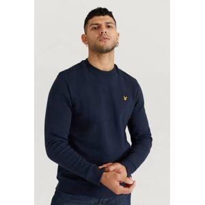Scott Lyle & Scott Sweatshirt Ripstop Panel Sweatshirt Blå  Male Blå