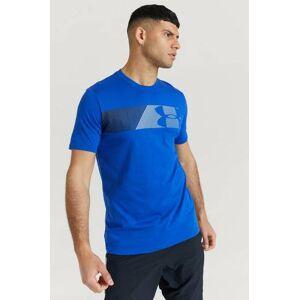 Under Armour T-Shirt Ua Fast Left Chest 2.0 Ss Blå  Male Blå