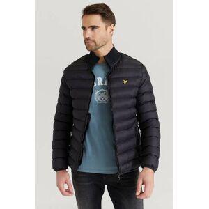 Scott Lyle & Scott Jacka Packable Puffer Jacket Svart  Male Svart