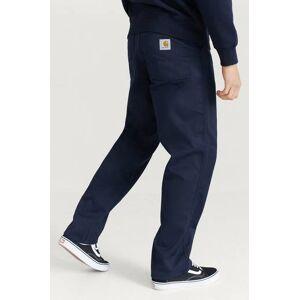 Carhartt Wip Byxor Simple Pant Blå  Male Blå