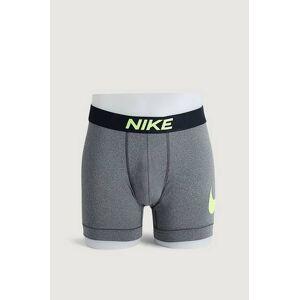 Nike Boxerkalsonger Boxer Brief Grå  Male Grå