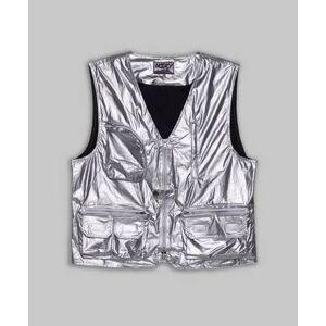 Luke Fracher x Stayhard Mooky Vest Silver