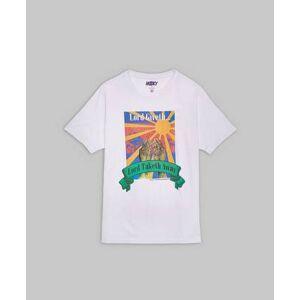 Luke Fracher x Stayhard Holy T-Shirt Vit