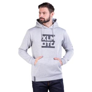 XLMOTO Hoodie Grå/