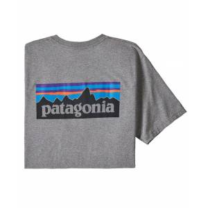 Patagonia M's P-6 Logo Responsibili - T-shirt - M