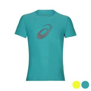 Asics T-shirt med kortärm Herr Asics GRAPHIC SS TOP - M