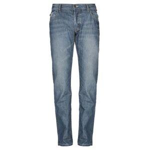 ARMANI JEANS Denim trousers Man