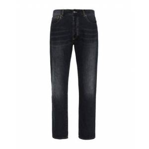 8 by YOOX Denim trousers Man