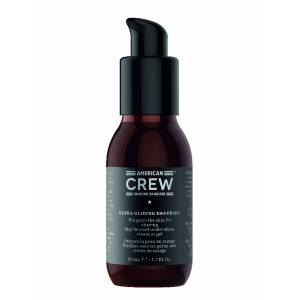 American Crew Shave Ultra Gliding Shave Oil Shaving Products Beard Oil Nude American Crew