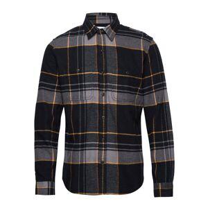 GAP Flannel Work Shirt Skjorta Casual Multi/mönstrad GAP