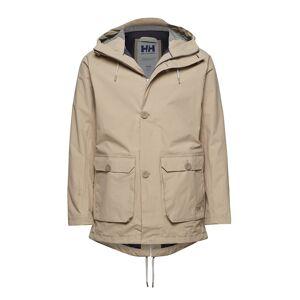 Helly Hansen Tsuyu Rain Coat Outerwear Sport Jackets Grå Helly Hansen