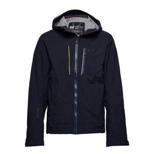 Helly Hansen Alpha Shell Jacket Outerwear Sport Jackets Blå Helly Hansen