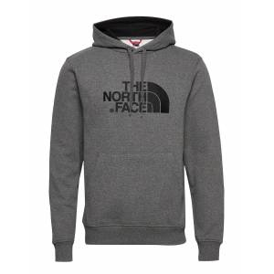 The North Face M Drew Peak Plv Hd Hoodie Grå The North Face