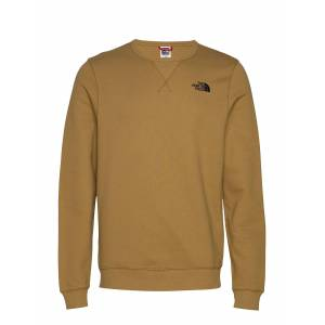 The North Face M Street Fleece Pull Sweat-shirt Tröja Gul The North Face