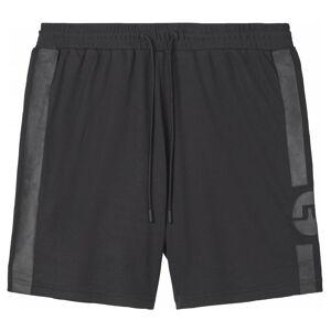 J.Lindeberg - Dexter Double Mesh Herr shorts (black) - S