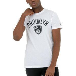 New Era Ny era Basic shirt-NBA Brooklyn Nets vit
