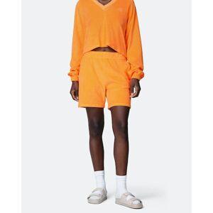 JUNKYARD Shorts - Sunset Terry Female XL Orange