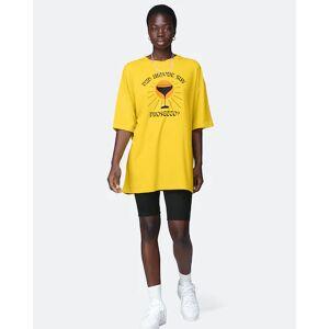 JUNKYARD T-shirt - Beach Wave Long Female XL Gul