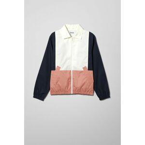 Bruno Block Jacket - Orange