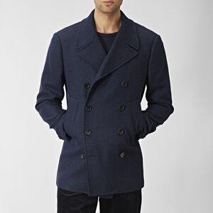 Tailor Club Haddok peacoat blå