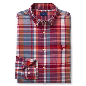 Gant Skjorta button down-krage från GANT mångfärgad