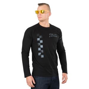 Dainese T-Shirt Dainese Lightning 72 Svart