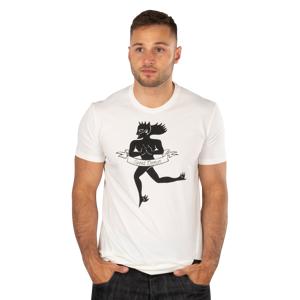 Dainese T-shirt Dainese Essence Vit