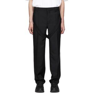 Burberry Black Fresh Trousers