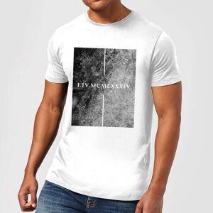 Zavvi Clothing Roman 1984 T-Shirt - White - S - White