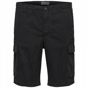 Selected Homme Stretch Cargo shorts