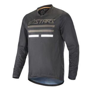 Alpinestars Mesa V2 Long Sleeve Jersey Svart