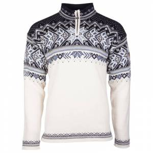 Dale of Norway Vail Unisex Sweater Vit