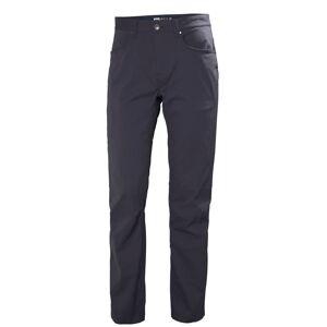 Helly Hansen Men's Holmen 5 Pocket Pant Blå