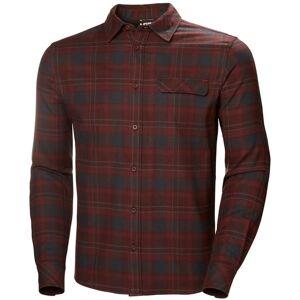 Helly Hansen Men's Classic Check Longsleeve Shirt Röd