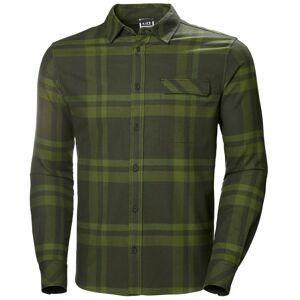 Helly Hansen Men's Classic Check Longsleeve Shirt Grön