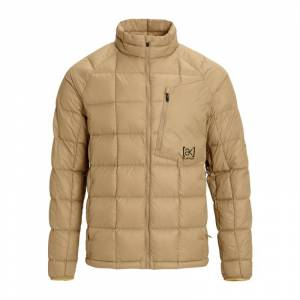 Burton Men's [ak] BK Down Jacket Beige