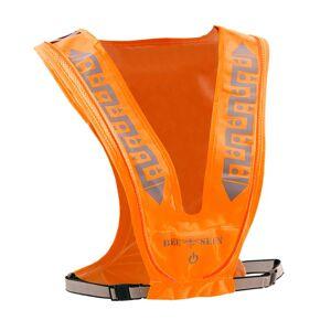 BeeSports LED Vest USB Orange
