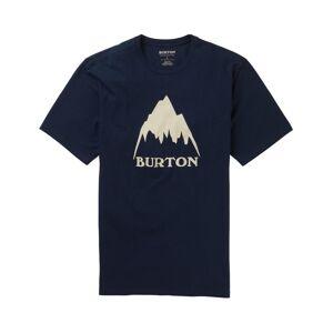 Burton Men's Classic Mountain High Short Sleeve T-Shirt Blå