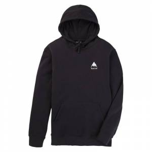 Burton Men's Mountain Pullover Hoodie Svart