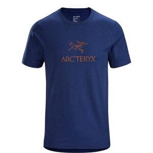 Arc'Teryx Arc'word T-shirt Ss Men's Blå