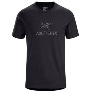 Arc'Teryx Arc'word T-shirt Ss Men's Svart